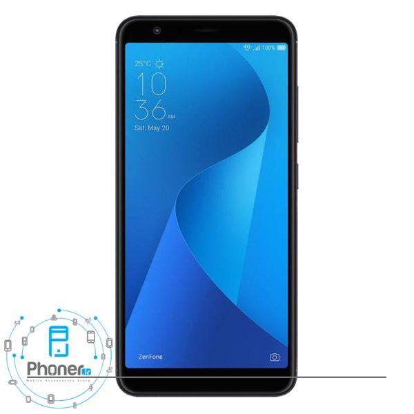 صفحه نمایش گوشی موبایل ASUS ZB570TL Zenfone Max Plus M1 رنگ مشکی
