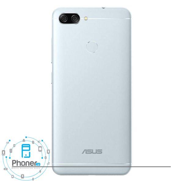 قاب پشتی گوشی موبایل ASUS ZB570TL Zenfone Max Plus M1 رنگ نقره ای
