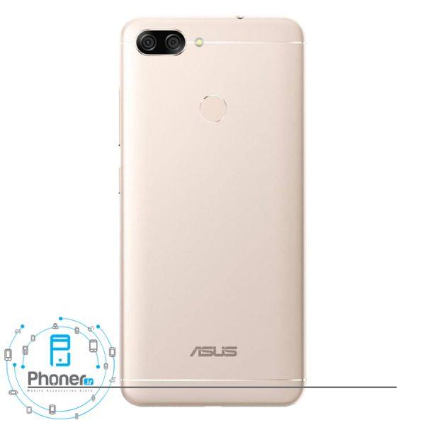 قاب پشتی گوشی موبایل ASUS ZB570TL Zenfone Max Plus M1 رنگ طلایی