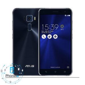 رنگ مشکی گوشی موبایل ASUS ZE552KL Zenfone 3