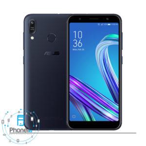 رنگ مشکی گوشی موبایل ASUS ZB555KL Zenfone Max M1