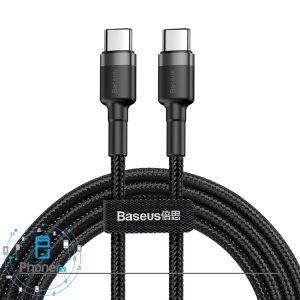 کابل Baseus CATKLF-HG1 Cafule Series PD 2.0 Cable
