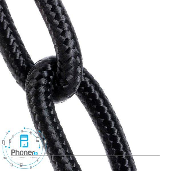 جنس بدنه کابل Baseus CATKLF-HG1 Cafule Series PD 2.0 Cable