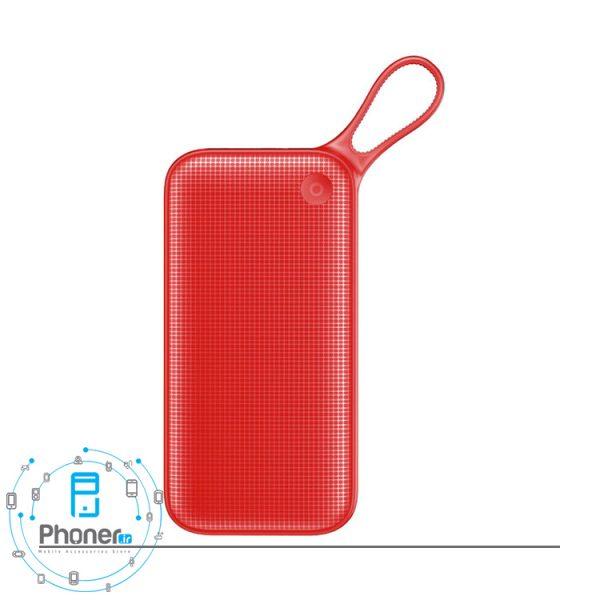 رنگ قرمز پاوربانک PPKC-A02 Portable Battery