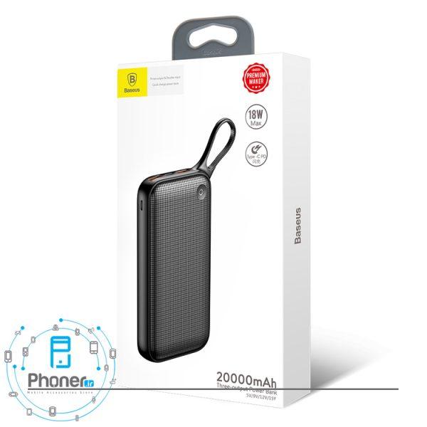 بسته بندی پاوربانک PPKC-A02 Portable Battery