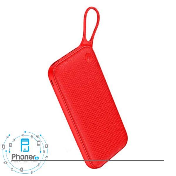 پاوربانک PPKC-A02 Portable Battery رنگ قرمز