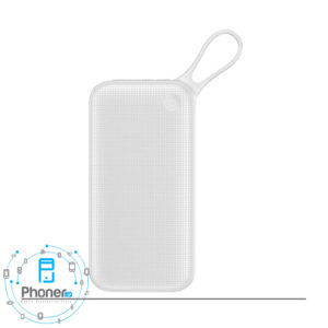 رنگ سفید پاوربانک PPKC-A02 Portable Battery