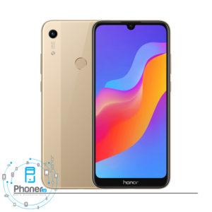 رنگ طلایی گوشی موبایل Huawei JAT-L41 Honor 8A