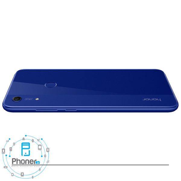 نمای پشت گوشی موبایل Huawei JAT-L41 Honor 8A رنگ آبی