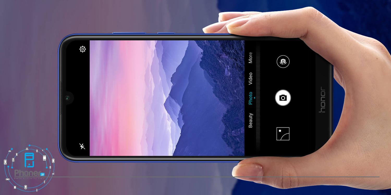 دوربین گوشی موبایل Huawei JAT-L41 Honor 8A