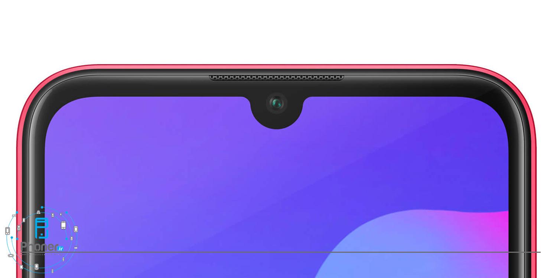 دوربین سلفی گوشی موبایل Huawei JAT-L41 Honor 8A