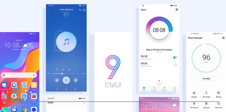رابط کاربری گوشی موبایل Huawei JAT-L41 Honor 8A