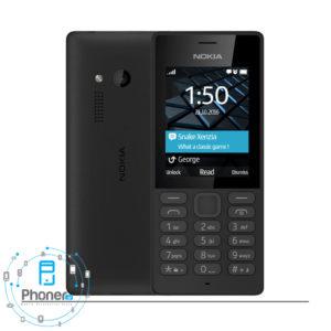 رنگ مشکی گوشی موبایل RM-1190 Nokia 150