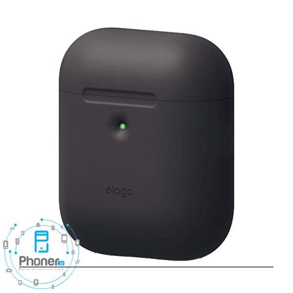 رنگ مشکی Elago EAP2SC Silicone Case
