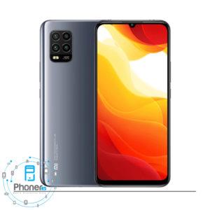 رنگ مشکی گوشی موبایل Xiaomi Mi 10 Lite 5G