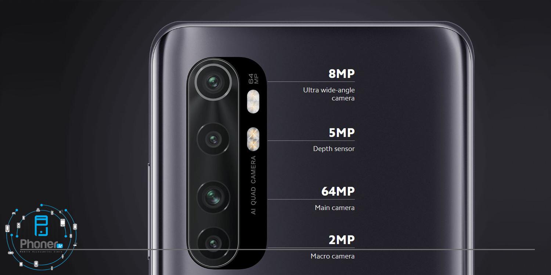 دوربین گوشی موبایل Xiaomi Mi Note 10 Lite