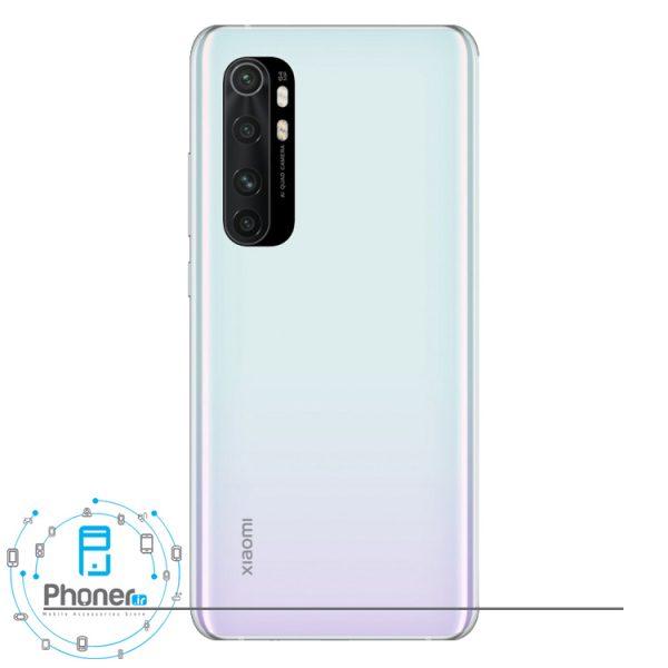 قاب پشتی گوشی موبایل Xiaomi Mi Note 10 Lite رنگ سفید