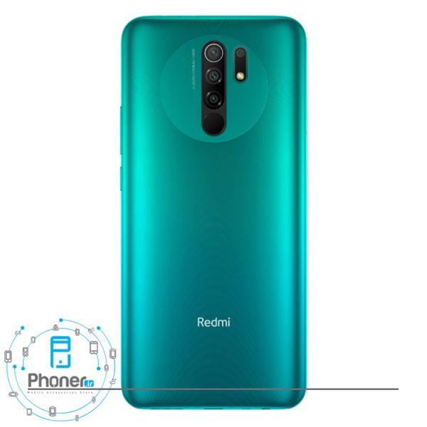 قاب پشتی گوشی موبایل Xiaomi Redmi 9 رنگ سبز