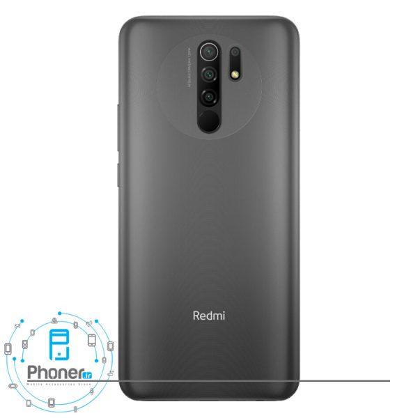 قاب پشتی گوشی موبایل Xiaomi Redmi 9 رنگ مشکی