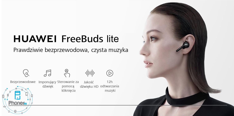 هندزفری بلوتوثی CM-H1C FreeBuds Lite