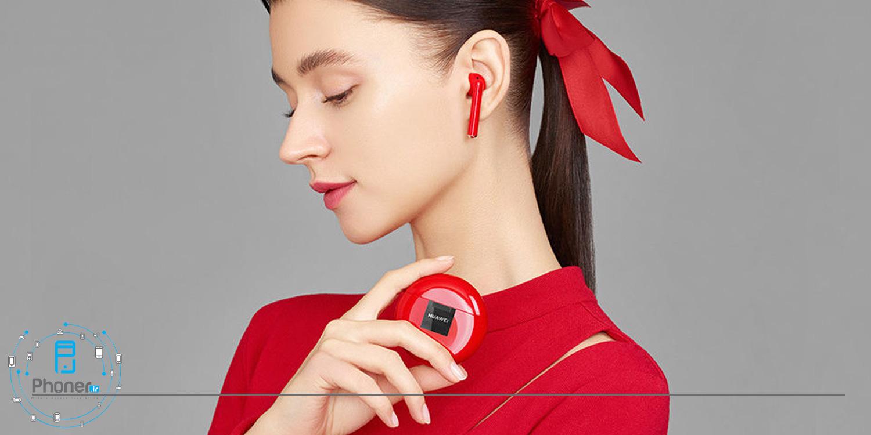 جذابیت هندزفری بلوتوثی Huawei Freebuds 3