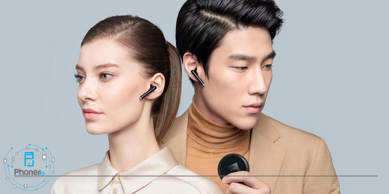 لذت استفاده از هندزفری بلوتوثی Huawei Freebuds 3