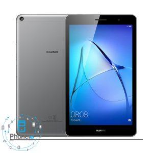رنگ خاکستری تبلت Huawei KOB-L09 MediaPad T3 8Inch