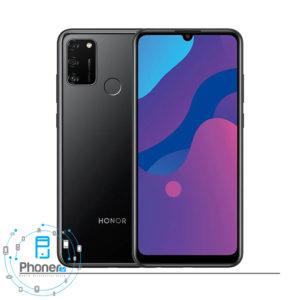 رنگ مشکی گوشی موبایل Huawei MOA-LX9N Honor 9A