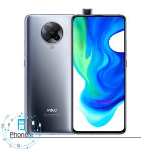 رنگ خاکستری گوشی موبایل Xiaomi Poco F2 Pro 5G