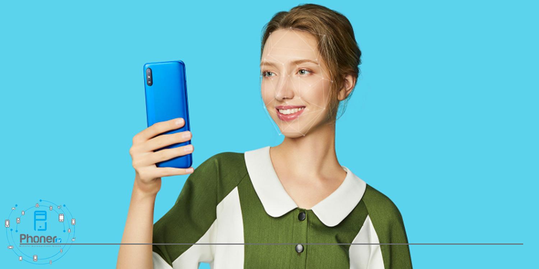 تشخیص چهره گوشی موبایل Xiaomi Redmi 9A