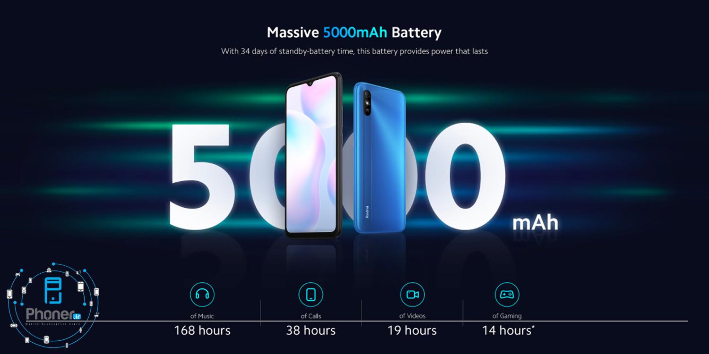 باتری گوشی موبایل Xiaomi Redmi 9A