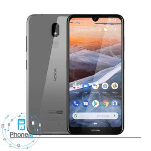 رنگ استیل گوشی موبایل TA-1164 Nokia 3.2