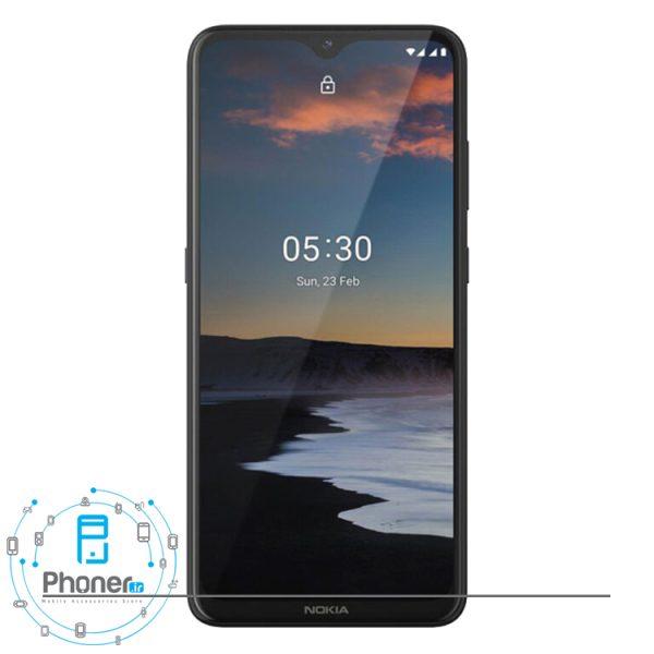 صفحه نمایش گوشی موبایل TA-1234 Nokia 5.3 رنگ خاکستری