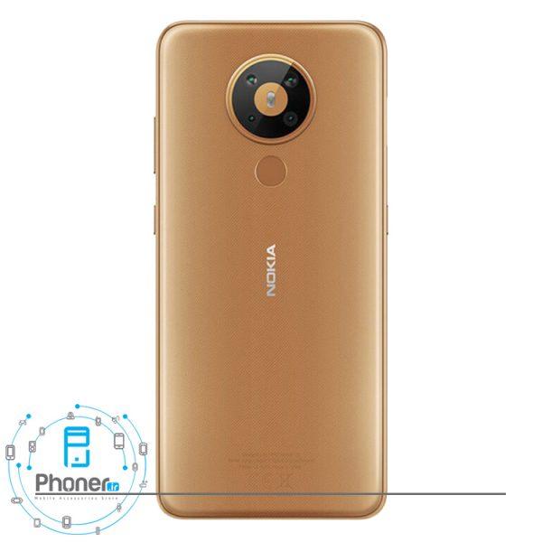 قاب پشتی گوشی موبایل TA-1234 Nokia 5.3 رنگ طلایی