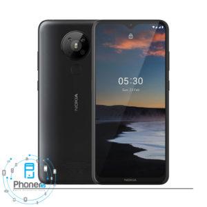 رنگ خاکستری گوشی موبایل TA-1234 Nokia 5.3