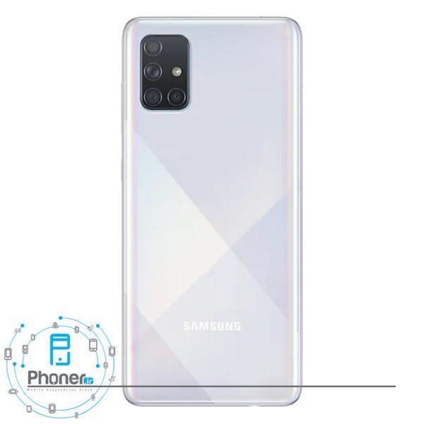قاب پشتی گوشی موبایل Samsung SM-A715F/DS Galaxy A71 رنگ سفید