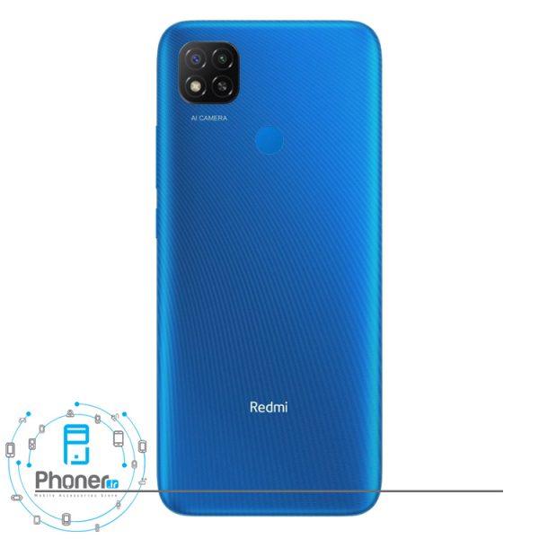 قاب پشتی گوشی موبایل Xiaomi Redmi 9C رنگ آبی