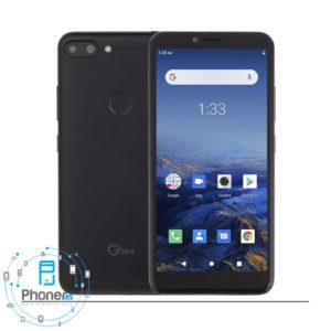 رنگ آبی گوشی موبایل G Plus GMC-515 T10