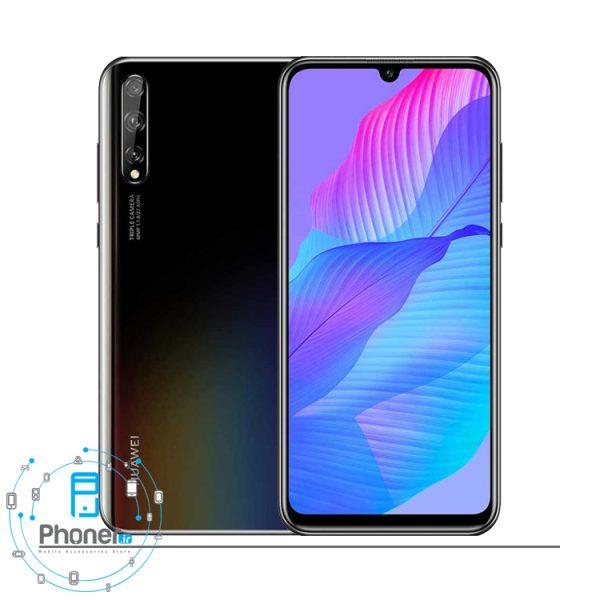 رنگ مشکی گوشی موبایل Huawei AQM-LX1 Y8p