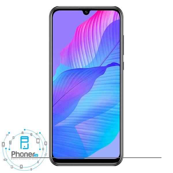 صفحه نمایش گوشی موبایل Huawei AQM-LX1 Y8p رنگ مشکی