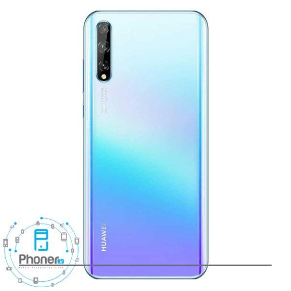 قاب پشتی گوشی موبایل Huawei AQM-LX1 Y8p رنگ سفید