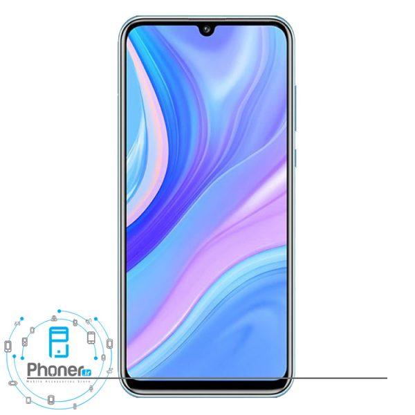 صفحه نمایش گوشی موبایل Huawei AQM-LX1 Y8p رنگ سفید