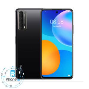 رنگ مشکی گوشی موبایل Huawei PPA-LX2 Y7a