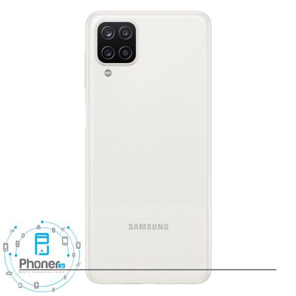 قاب پشتی گوشی موبایل Samsung SM-A125 Galaxy A12 رنگ سفید