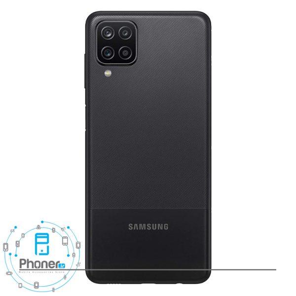 قاب پشتی گوشی موبایل Samsung SM-A125 Galaxy A12 رنگ مشکی