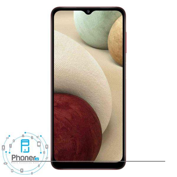صفحه نمایش گوشی موبایل Samsung SM-A125 Galaxy A12 رنگ قرمز