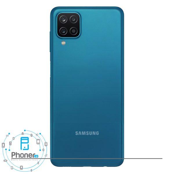 قاب پشتی گوشی موبایل Samsung SM-A125 Galaxy A12 رنگ آبی
