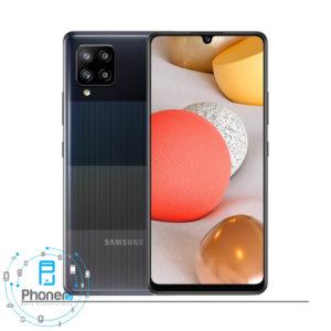 رنگ مشکی گوشی موبایل Samsung SM-A426 Galaxy A42 5G