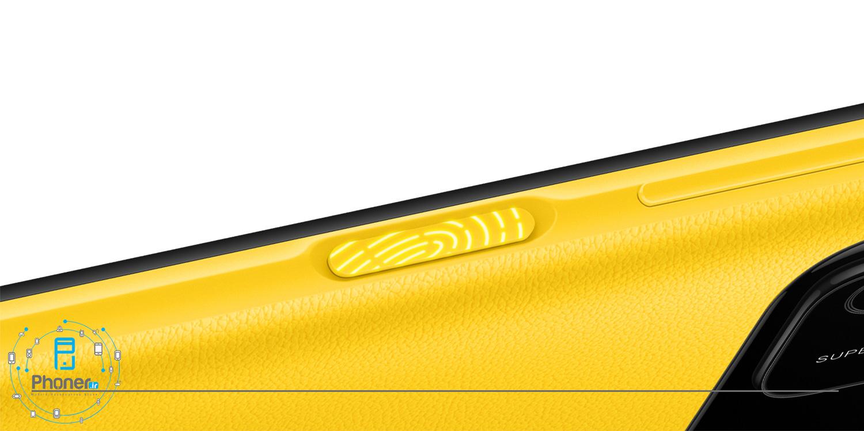 سنسور اثر انگشت گوشی موبایل Xiaomi Poco M3