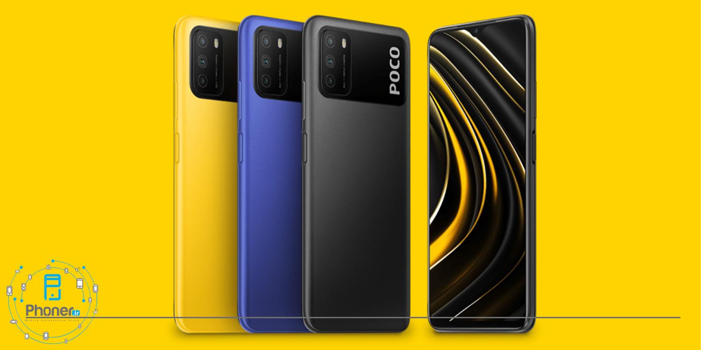 صفحه نمایش گوشی موبایل Xiaomi Poco M3
